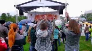 "Культ-УРА! - ""Шарик"" (Jazz May 2015)"