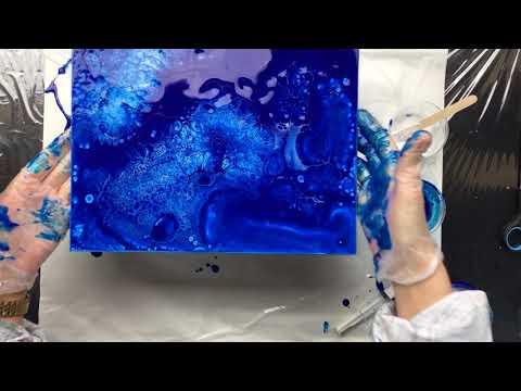 ( 557 ) Vallejo fluid pouring medium 50/50 mix