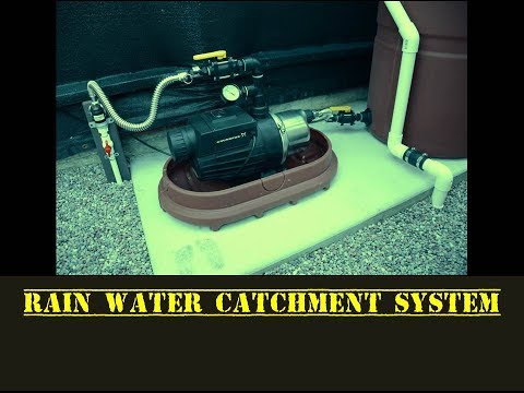 Rain Water Catchment System