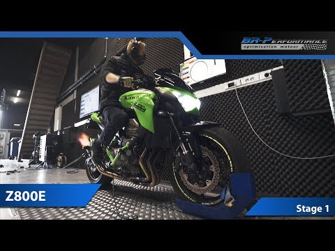 Kawasaki Z800 E Stage 1 By BR-Performance