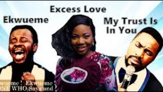 Best 5 Mercy Chinwo Songs With LYRICS - Excess Love width=