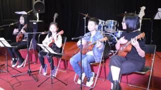 Hòa Tấu Ukulele - Bụi Phấn - Ure My SunShine