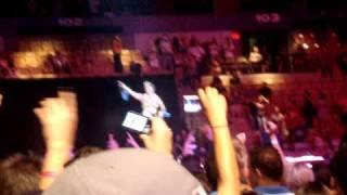 Ivete Sangalo - Chorando se Foi - Worcester/EUA 1 de setembro