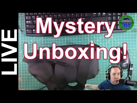 Ham Radio Unboxing - Mystery Unboxing