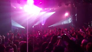 Kendrick Lamar - Backseat Freestyle LIVE Amsterdam 06/02/2013 ASAP ROCKY MELKWEG