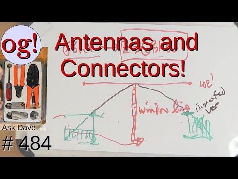 Antennas and Connectors! (#484)