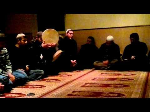 haznevi tel-irfan almanya gifhorn kaside ilahi cok güzel  seyh muhammed muta haznevi
