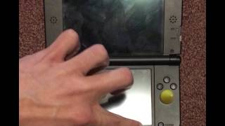 Unbricking a 3DS using a Magnet and a DS Flashcart