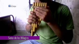 Señor de los Milagros | Gzampu ♫ NOTAS MUSICALES EN ZAMPOÑA