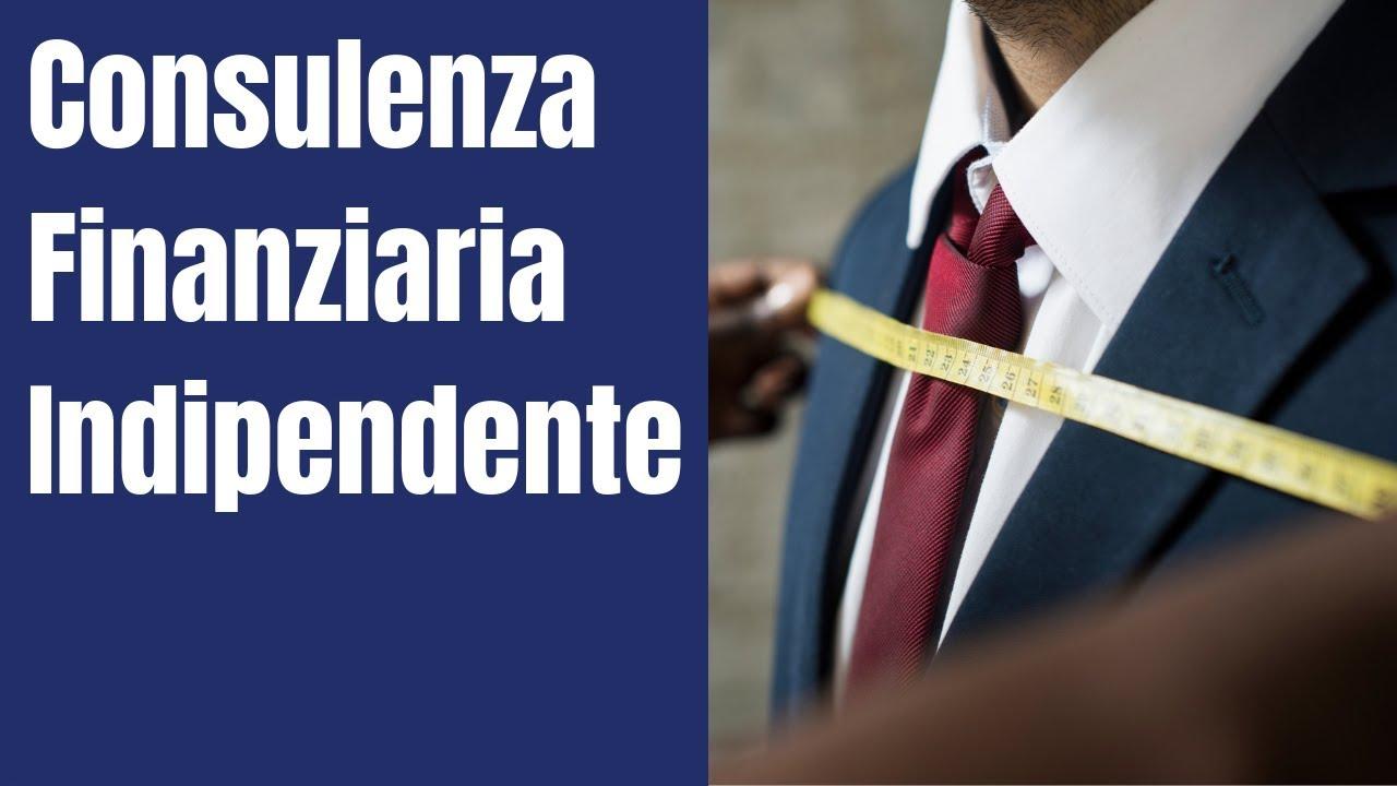 Cos'è la Consulenza Finanziaria Indipendente [WEBINAR]