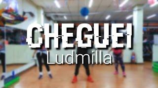 Ludmilla - Cheguei (Coreografia)
