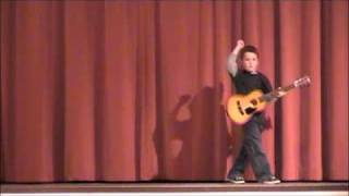 Rocked Out (Cover) by my buddy Ethan.