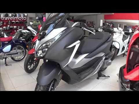 HONDA Forza 300 scooter 2019