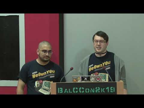 Intro BalCCon Beginner CTF