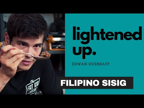 Your Favorite Filipino Comfort Food Is Getting a Healthy Makeover with Erwan Heussaf | Lightened Up