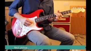 Lentz JR Reserve S Guitar