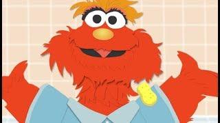 Sesame Street - Murray Cleans Up width=
