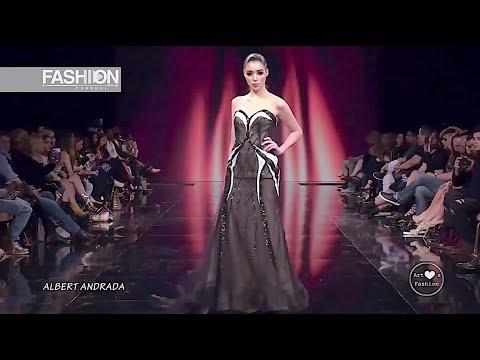 ALBERT ANDRADA Fall 2017 AHF Los Angeles - Fashion Channel