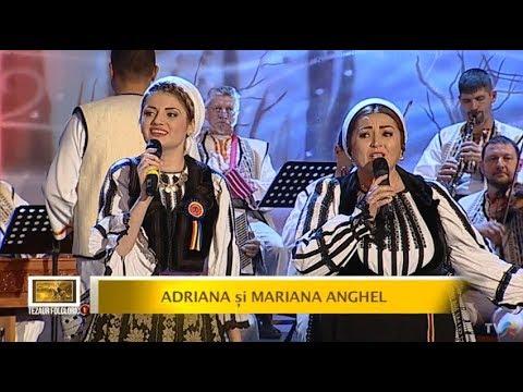 """Adriana şi Mariana Anghel - """"Veniţi români să cerem dreptul"""" şi """"Vin românii la Alba iar"""""""