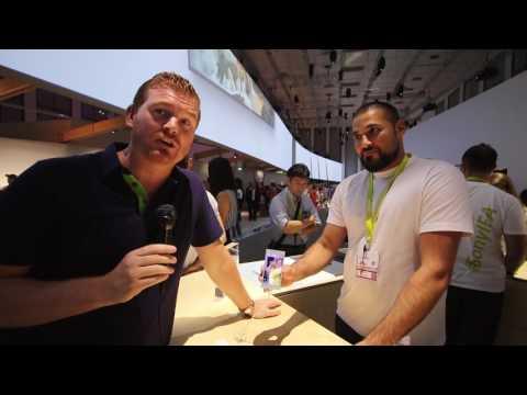 IFA-messen 2016: Sonys nye Xperia X Compact