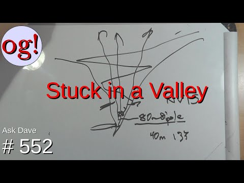 Stuck in a Valley (#552)