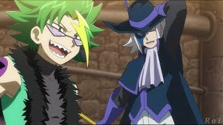 Sisco Is Back - Aiga Vs. Evel - Beyblade Burst Super Zetsu - Episode 34「AMV」- Breaking The Habit