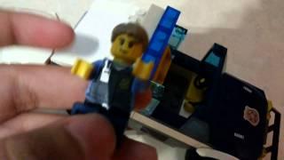 Lego city police jeep set 60007