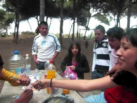 ENTRE PARCEROS…BARBACOA [PARTE II]