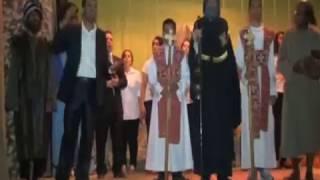 نقل جبل المقطم -اوبريت صرخة ايمان -نادي صبرى