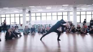 BANKS - Fuck With Myself | Contemporary choreography workshop by Vasya Kozar