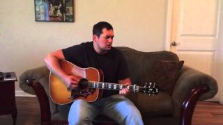 Dustin Lynch - Middle Of Nowhere cover - Bradley Wallace