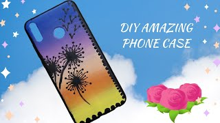 #diyphonecase #painting Amazing DIY Phone Case Life Hacks! Phone DIY Projects Easy