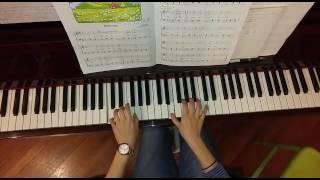 仙樂飄飄處處聞鋼琴版 其中一首主題曲
