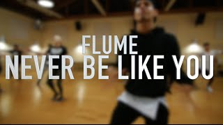Flume - Never Be Like You ft. Kai [Memo Martinez Choreography] @memoomartinez @museffect @Flumemusic