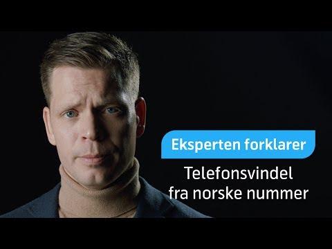 Eksperten forklarer: Telefonsvindel fra norske nummer   Telenor Norge