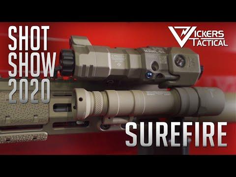 SHOT SHOW 2020 - SureFire