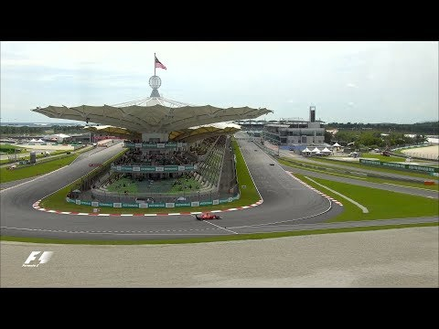 2017 Malaysian Grand Prix: FP3 Highlights