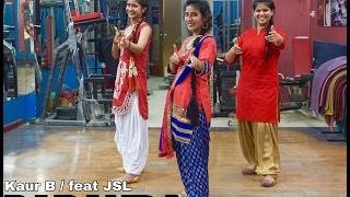 Paranda   Kaur B   JSL  PUNJABI dance   Desire Dance & Fitness Academy