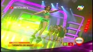 COMBATE - Prueba Desafio de Baile 2/2 - 24/09/13