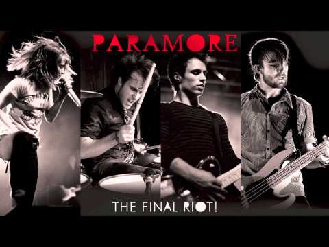 Paramore Hallelujah Live Chords Chordify