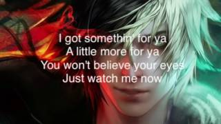 The Phantoms - Watch me (Lyrics)
