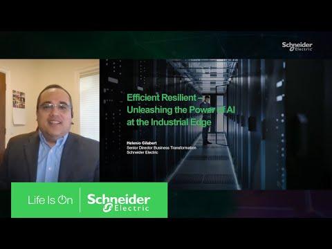 Autonomous Production Advisor   Schneider Electric