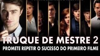 Chamada Cinema 2016 Truque de Mestre 2