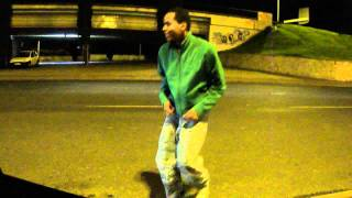 "Ratinho dancing ""Live High"", Jason Mraz"