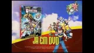 Pokémon - Giratina e o Guerreiro Celeste (TV Spot)