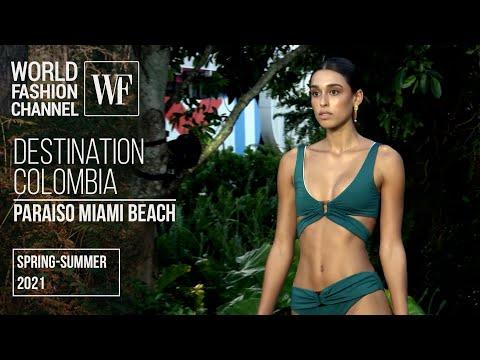Destination Colombia spring-summer 2021 | Paraiso Miami Beach