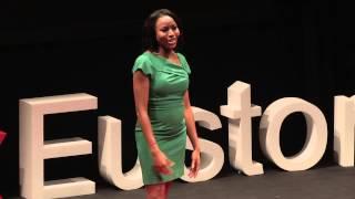 Trust your struggle | Zain Asher | TEDxEuston width=