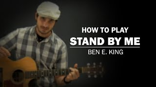 Stand By Me (Ben E King) | Beginner Guitar Lesson | How To Play