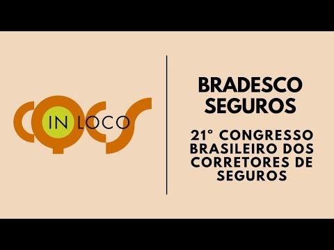 Imagem post: Bradesco Seguros no 21º Congresso  Brasileiro dos Corretores de Seguros