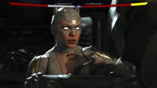 Injustice 2  - Catwoman Only a real master trophy